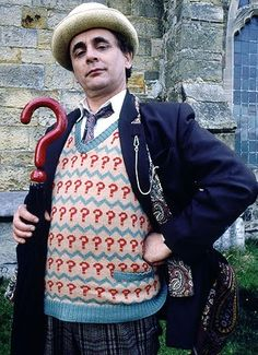 The 7th Doctor - Sylvester McCoy