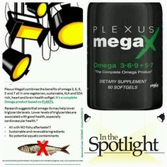 "Amazing Plexus Products Day 8 of the 12 Days of Plexus  MegaX  GOT OMEGAS? Nutritionists call omega-3 an... | Plexus  Day 8 of the 12 Days of Plexus  MegaX  GOT OMEGAS? Nutritionists call omega-3 and omega-6 fatty acids ""essential"" fats for good reason. Th... http://plexusblog.com/day-8-of-the-12-days-of-plexusmegaxgot-omegasnutritionists-call-omega-3-an-plexus/"