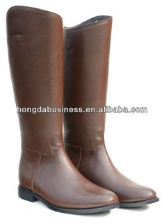 Genuine leather horse riding boots 2014 $16.67~$84.32