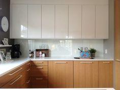 Sigdal kjøkken - Amfi Eik og Gloss