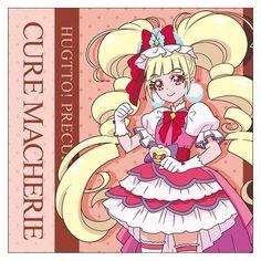 Anime Toys, Glitter Force, Bridal Hair Pins, Pretty Cure, Magical Girl, Shoujo, Sailor Moon, Pretty Girls, The Cure