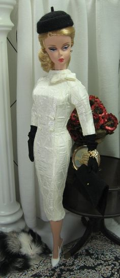 A'Dair  for Silkstone Barbie and similar size by MatisseFashions, $70.00