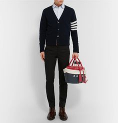 Style : Spring Will be Navy, Red and White! - Adam4Adam's Blog