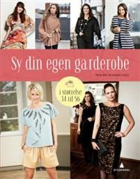 Sy din egen garderobe i størrelse 34 til 56 Irene, Leggings, Books, Inspiration, Cloakroom Basin, Livros, Biblical Inspiration, Libros, Long Johns