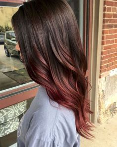 Beautiful hair color ideas for brunettes (83)
