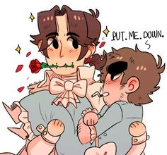THE CUTNESS!!!//Tord:That'll be us one day//O/////////O what?