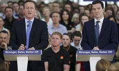 The TRUTH ahead of Camerons LIES. ALEX BRUMMER: We've heard this doom mongering nonsense before