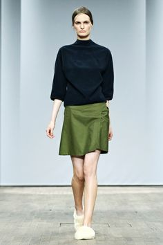 Hernández Cornet | Fall 2013 Ready-to-Wear Collection | Style.com