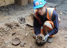 Roman skulls discovered under Liverpool Street Station | HeritageDaily – Archaeology News and Magazine