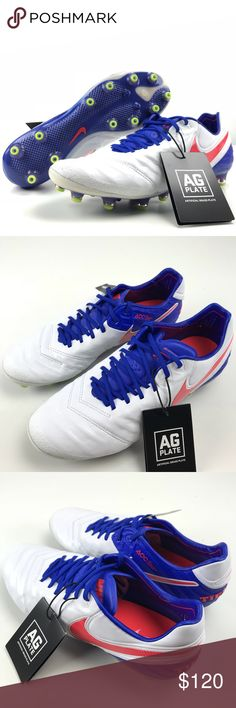 half off ef043 eb5e8 Nike Tiempo Legend AG Pro VI 6 Soccer Cleats