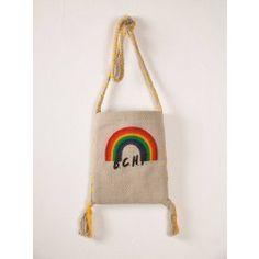 Feeling the 70s. #kids #accessories #designer #bags