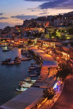 Mikrolimano, Piraeus port, Athens, Greece