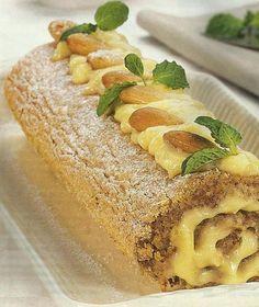 Receita de Torta de Amêndoa - É a sobremesa perfeita para impressionar as visitas, pois a combinação da amêndoa com a canela, vai fazer recordar o sabor dos bolos típicos do Algarve.