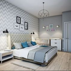 Tips To Keep In Mind While Choosing Bedroom Furniture Home Interior, Home Decor Bedroom, Interior Design Living Room, Bedroom Rustic, Interior Ideas, Bedroom Ideas, Small Space Interior Design, Trendy Bedroom, Bedroom Simple