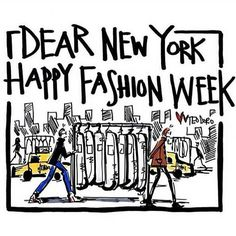 Dear #NewYork  #Happy #FashionWeek  #beautiful #chic #lifestyle #instafashion #instastyle #instabeauty #bossbabe #motivation #inspiration #instalike #empowerment #fashion #Ambition #successful #instagood #goals #beauty #happy #happiness #girlboss #style #fashion #thursday