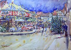 veredit - art©: Christmas Market Celle