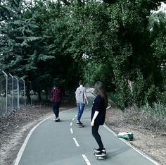 With the gang is the best /Asiaskate/