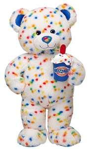 17 in. Candy Blizzard Bear - Build-A-Bear