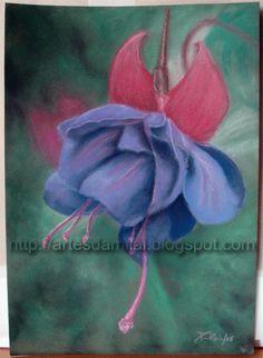 Brinco de Princesa Pastel, Rose, Flowers, Plants, Painting, Cross Stitch, Pintura, Princess, Cake