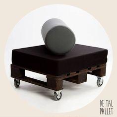 DE TAL PALLET #Furnitures, #Pallets, #Recycled