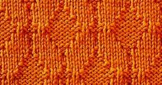 Every Saturday I will share with you a new stitch. Today's stitch is: X Stitch. X stitch is a simple and yet very elegant knit and pu...