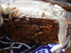 Nourishing Creations: Nourishing Sprouted Flour Carrot Cake