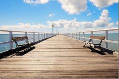 Hervey Bay attractions: Urangan Pier, Hervey Bay