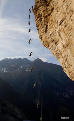 The Diary of a Rock Climber. : Photo