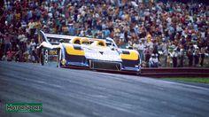 Mark Donohue Porsche 917/30, Can-Am