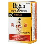 Bigen Powder Hair Color -45 Chocolate 0.21oz (3 Pack) * Want additional info? Click on the image.