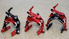 eeBrakes Now Available in Limited Edition Red Anodization, Tweaked for Wider…