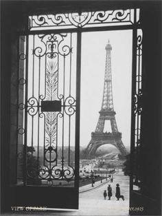 Paris | Do alto da ladeira