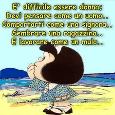 Mafalda and more… Gruseliger Clown, Mafalda Quotes, Game Of Thrones, Netflix, Morning Mood, Act Like A Lady, Italian Quotes, Guys Be Like, Betty Boop