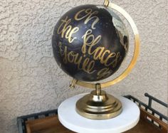 mini globe – Etsy NO