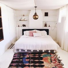 Just another gorgeous picture The French Bedroom Company are loving on Instagram: sweet dreams by @thejoshuatreehouse. #sweetdreamsdlf by designlovefest