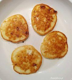Placki z serem | AniaGotuje.pl Ethnic Recipes, Food, Essen, Meals, Yemek, Eten
