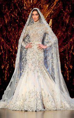Fishtail wedding dress 2018 pakistani