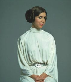 Carrie Fisher [Princess Leia]