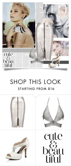 """""""Catch the end of summer"""" by allhqfashion ❤ liked on Polyvore featuring River Island and Fannie Schiavoni"""