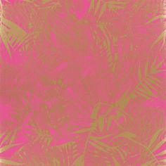 eden roc - bougainvillier wallpaper | Christian Lacroix