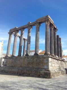 Roman Temple - Évora