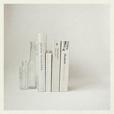 White Books  #white #whiteonwhite