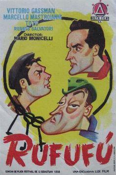 RUFUFU. DELTA FILMS 12 Febrero
