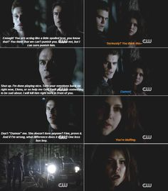 Elena turns her humanity back on. #tvd #elena #damon #stefan http://allabouttvdcw.blogspot.com/ https://www.youtube.com/channel/UCHLoEl7tEqqYPi-rxD9SgQw