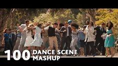 "What's the Mashup? has combined 100 movie dance scenes into a fun mashup set to ""Uptown Funk"" by Mark Ronson featuring Bruno Mars. Mark Ronson, Bruno Mars, Sexy Dance, Just Dance, Mark Ruffalo, Jean Dujardin, Rasta Rockett, Dance Videos, Movies"