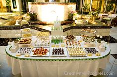 Hollywood Style Dessert Table » Creativity in progress