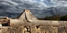 6 Excursions You Should Take When Vacationing on the Mayan Riviera, Chichen Itza, one of the 7 wonders of the world! :D