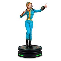 ad91f37a90ab Modern Icons  7 - Fallout Vault Girl Statue