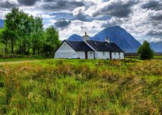 Cottage in Glencoe - Scottish Highlands