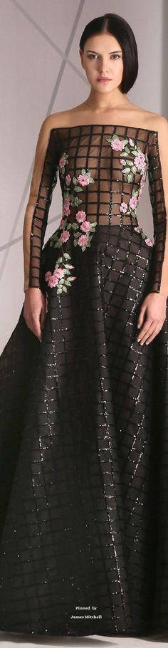 Antonios Couture SS 2016 ❤️